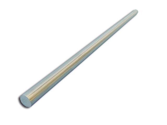 Barra de aluminio 30cm largo x 3 8 material - Barras de aluminio huecas ...