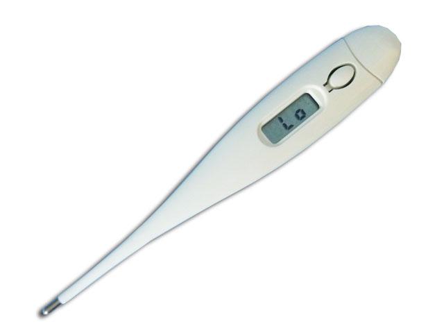 Termometro Digital Rigido Oral Rectal Material De Curacion Y Hospitalario Termometro digital de cocina alimentos bebidas reposteria. mxn