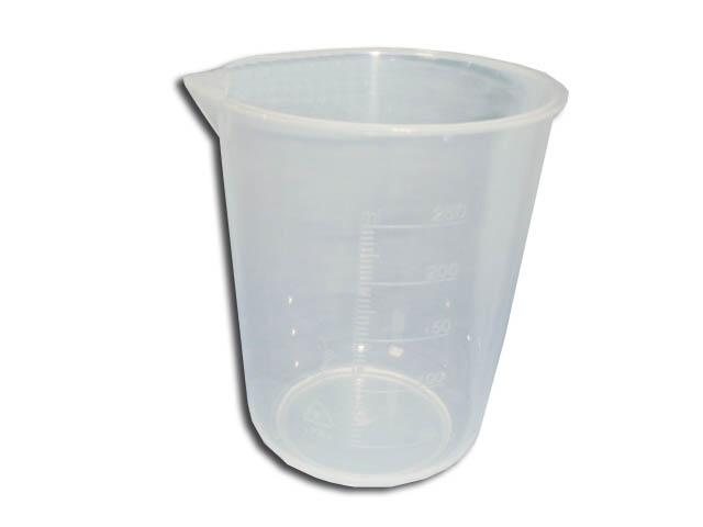 funcion del vaso de precipitado en el laboratorio
